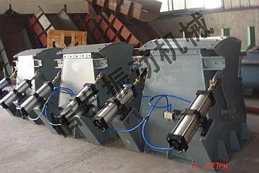 XHQ气动弧门卸料器