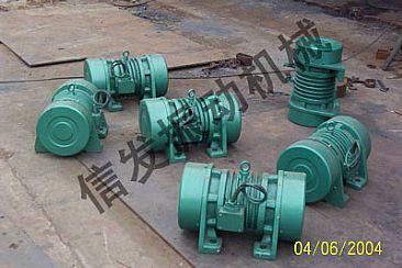 ZG惯性振动器(振动电机)